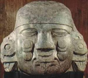 Ацтекская богиня Луны - Койольшауки