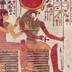 Древнеегипетский бог солнца Ра