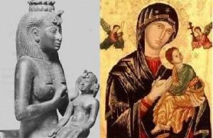Изида и Богородица