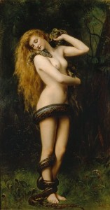 Лилит - John Collier